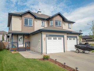 Photo 1: 9433 80 Avenue: Morinville House Half Duplex for sale : MLS®# E4164686