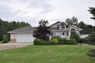 Main Photo: 55121 Rge Rd 263: Rural Sturgeon County House for sale : MLS®# E4167742