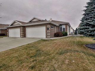 Main Photo: 1810 Latta Place in Edmonton: Zone 14 House Half Duplex for sale : MLS®# E4178954