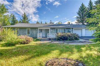 Photo 1: 212 westward ho Estates: Rural Mountain View County Detached for sale : MLS®# C4282180