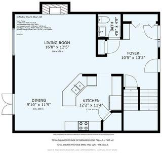 Photo 16: 65 NADINE Way: St. Albert House for sale : MLS®# E4194217