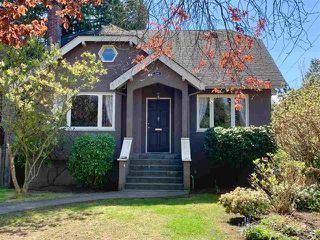 "Photo 1: 3284 W 35TH Avenue in Vancouver: MacKenzie Heights House for sale in ""Mackenzie Heights"" (Vancouver West)  : MLS®# R2456227"