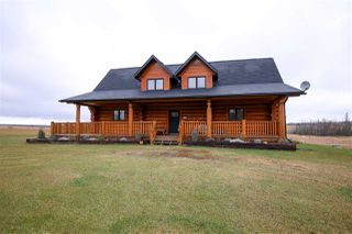 Photo 1: 55318 RR 63: Rural Lac Ste. Anne County House for sale : MLS®# E4199451