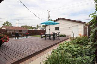 Photo 29: 375 Donalda Avenue in Winnipeg: Residential for sale (3D)  : MLS®# 202020837