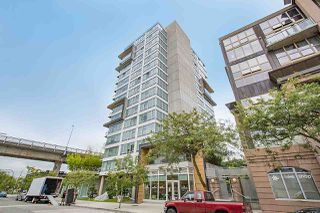 "Photo 18: 802 1565 W 6TH Avenue in Vancouver: False Creek Condo for sale in ""6TH and FIR"" (Vancouver West)  : MLS®# R2493032"