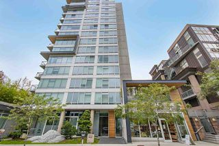 "Main Photo: 802 1565 W 6TH Avenue in Vancouver: False Creek Condo for sale in ""6TH and FIR"" (Vancouver West)  : MLS®# R2493032"