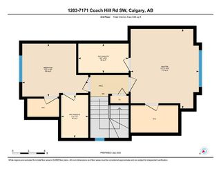 Photo 28: 1203 7171 COACH HILL Road SW in Calgary: Coach Hill Row/Townhouse for sale : MLS®# A1030861