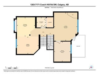 Photo 29: 1203 7171 COACH HILL Road SW in Calgary: Coach Hill Row/Townhouse for sale : MLS®# A1030861