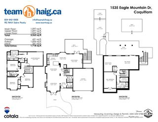 Photo 39: 1535 EAGLE MOUNTAIN Drive in Coquitlam: Westwood Plateau House for sale : MLS®# R2523081