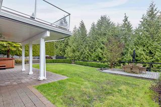 Photo 37: 1535 EAGLE MOUNTAIN Drive in Coquitlam: Westwood Plateau House for sale : MLS®# R2523081