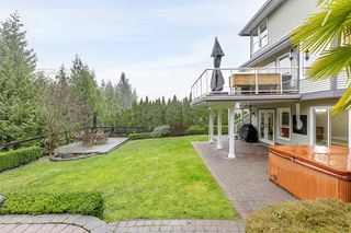 Photo 38: 1535 EAGLE MOUNTAIN Drive in Coquitlam: Westwood Plateau House for sale : MLS®# R2523081