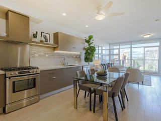 """Main Photo: 504 1808 W 1ST Avenue in Vancouver: Kitsilano Condo for sale in """"First On First"""" (Vancouver West)  : MLS®# R2529996"""