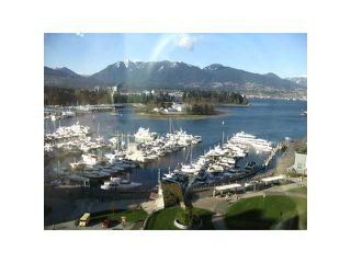 """Photo 2: 1403 555 JERVIS Street in Vancouver: Coal Harbour Condo for sale in """"HARBOURSIDE PARK"""" (Vancouver West)  : MLS®# V880539"""