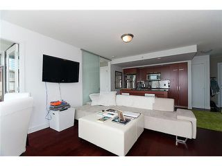 "Photo 2: 1004 1255 SEYMOUR Street in Vancouver: Downtown VW Condo for sale in ""ELAN"" (Vancouver West)  : MLS®# V890306"