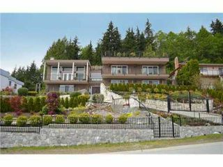 Photo 1: 1518 CHARTWELL DR in West Vancouver: Chartwell House for sale : MLS®# V1039693