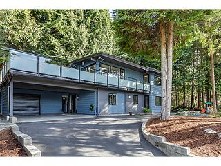Photo 1: 552 PALISADE Drive in North Vancouver: Canyon Heights NV House for sale : MLS®# V1052865
