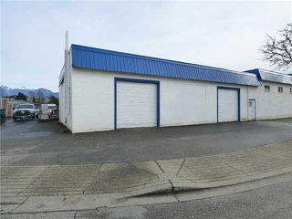 Photo 3: 45855 AIRPORT Road in Chilliwack: Chilliwack E Young-Yale Commercial for sale : MLS®# H3150033