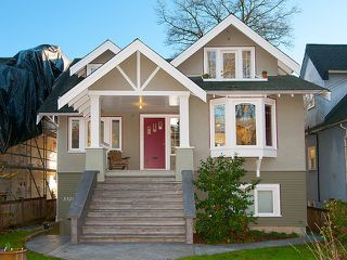 Main Photo: 3322 W 6TH Avenue in Vancouver: Kitsilano House for sale (Vancouver West)  : MLS®# V1106769