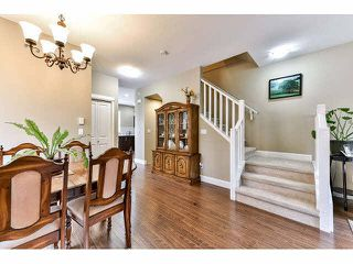 """Photo 6: 30 7088 191ST Street in Surrey: Clayton Townhouse for sale in """"MONTANA"""" (Cloverdale)  : MLS®# F1441520"""