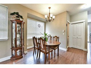 """Photo 5: 30 7088 191ST Street in Surrey: Clayton Townhouse for sale in """"MONTANA"""" (Cloverdale)  : MLS®# F1441520"""