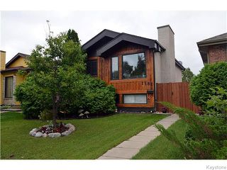 Main Photo: 1182 Devonshire Drive in WINNIPEG: Transcona Residential for sale (North East Winnipeg)  : MLS®# 1521899