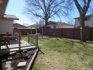 Photo 15: 7 Willart Place in Winnipeg: North Kildonan Residential for sale (North East Winnipeg)  : MLS®# 1609624