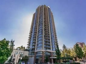 """Main Photo: 2807 660 NOOTKA Way in Port Moody: Port Moody Centre Condo for sale in """"NAHANNI"""" : MLS®# R2103522"""