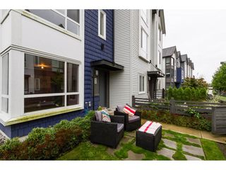"Photo 14: 11 2310 RANGER Lane in Port Coquitlam: Riverwood Townhouse for sale in ""FREMONT BLUE"" : MLS®# R2116252"