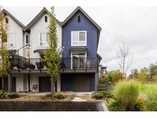 "Photo 2: 11 2310 RANGER Lane in Port Coquitlam: Riverwood Townhouse for sale in ""FREMONT BLUE"" : MLS®# R2116252"