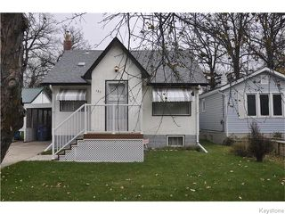 Photo 2: 137 Egerton Road in Winnipeg: Residential for sale (2D)  : MLS®# 1627570