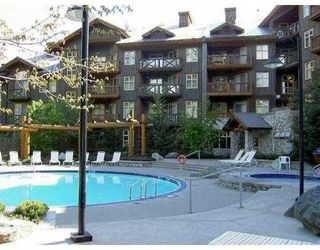 Photo 1: 407 4660 BLACKCOMB Way in Lost Lake Lodge: Home for sale : MLS®# V747034