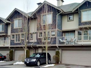 "Photo 1: 46 20761 DUNCAN Way in Langley: Langley City Townhouse for sale in ""WYNDHAM LANE"" : MLS®# R2139171"
