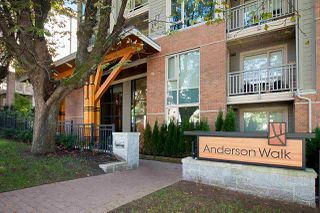 Photo 2: 409 159 W 22ND Street in North Vancouver: Central Lonsdale Condo for sale : MLS®# R2184473