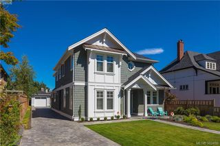 Photo 1: 2174 Beaverbrooke Street in VICTORIA: OB South Oak Bay Single Family Detached for sale (Oak Bay)  : MLS®# 383408