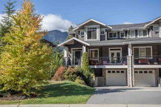 "Photo 1: 41723 HONEY Lane in Squamish: Brackendale House 1/2 Duplex for sale in ""Honey Lane"" : MLS®# R2210850"