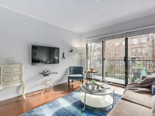 "Photo 4: 307 2120 W 2ND Avenue in Vancouver: Kitsilano Condo for sale in ""ARBUTUS PLACE"" (Vancouver West)  : MLS®# R2240959"