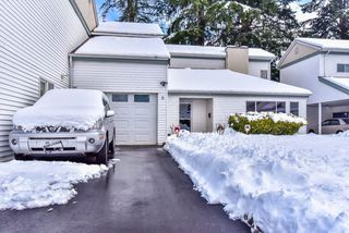 Main Photo: 5 21707 DEWDNEY TRUNK Road in Maple Ridge: West Central Townhouse for sale : MLS®# R2242718