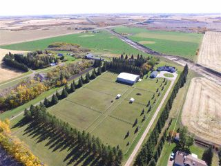Main Photo: 24315 TWP 552 Road: Rural Sturgeon County House for sale : MLS®# E4101331