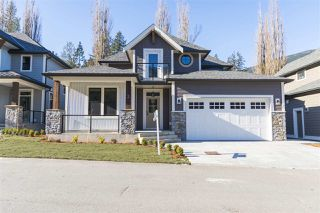 "Photo 1: 3 1885 COLUMBIA VALLEY Road: Lindell Beach House for sale in ""AQUADEL CROSSING"" (Cultus Lake)  : MLS®# R2250002"