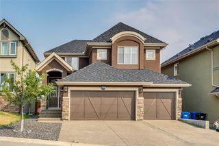 Photo 1: 258 CRANARCH Circle SE in Calgary: Cranston House for sale : MLS®# C4176465