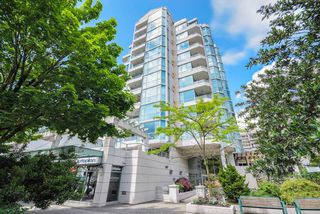 "Photo 1: 1102 140 E 14TH Street in North Vancouver: Central Lonsdale Condo for sale in ""Springhill"" : MLS®# R2255608"