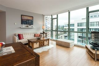 "Photo 3: 1102 140 E 14TH Street in North Vancouver: Central Lonsdale Condo for sale in ""Springhill"" : MLS®# R2255608"