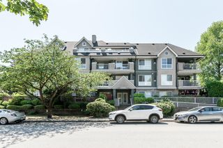 "Photo 1: 306 2388 WELCHER Avenue in Port Coquitlam: Central Pt Coquitlam Condo for sale in ""PARK GREEN"" : MLS®# R2292110"