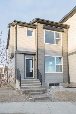 Photo 3: 1341 WALDEN Drive SE in Calgary: Walden Semi Detached for sale : MLS®# C4198713