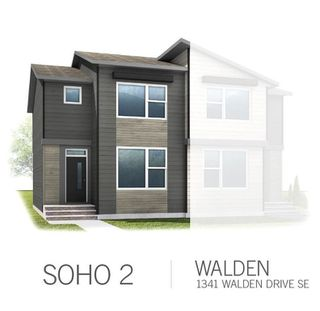 Photo 37: 1341 WALDEN Drive SE in Calgary: Walden Semi Detached for sale : MLS®# C4198713