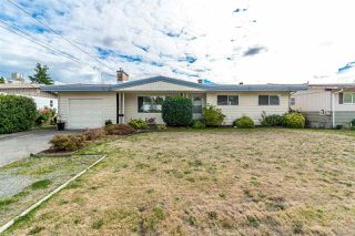 Photo 1: 31858 HOPEDALE Avenue in Abbotsford: Abbotsford West House for sale : MLS®# R2306034