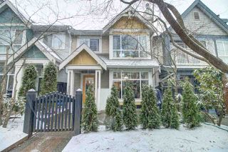 Main Photo: 7412 MAGNOLIA Terrace in Burnaby: Highgate Townhouse for sale (Burnaby South)  : MLS®# R2338486
