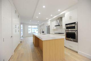Photo 4: 7611 110 Street in Edmonton: Zone 15 House Half Duplex for sale : MLS®# E4144039