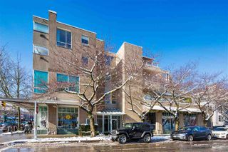 Main Photo: 335 1979 W YEW Street in Vancouver: Kitsilano Condo for sale (Vancouver West)  : MLS®# R2341314