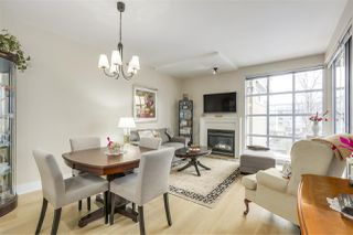 Photo 1: 411 2655 CRANBERRY Drive in Vancouver: Kitsilano Condo for sale (Vancouver West)  : MLS®# R2343223